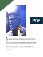 The Hero Ratan Tata