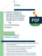 4. Decision Making