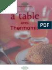 À table avec Thermomix - TM31