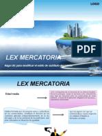 T1 -LEX MERCATORIA
