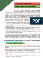 CHAP 4 - 41 - A - Cohésion sociale et individualisme (Cours) (2011-2012)