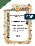 Trabajo Isa Server
