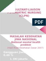 Consultant-liaison Psychiatric Nursing (Clpn)