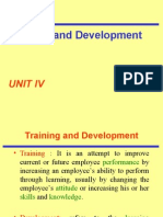 Training Final