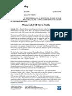 PPP Florida Poll 4/17/12