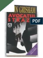 Avocatul Strazii - John Grisham