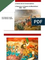 La intervención  y el segundo imperio (1862-1867) (1)