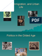 History, U.S. Honors - 2008-09 1 Politics in the Gilded Age
