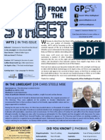Word From the Street Issue 1