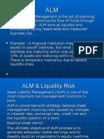ALM & Liquidity Risk