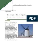 investigacion eolica