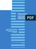 PREPARING AMERICA'S 21ST CENTURY WORKFORCE