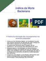 Cinetica de Morte Bacteriana Modo de Compatibilidade