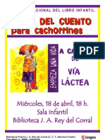Cuentacuentos via Lactea 2012 JAReydelCorral