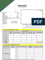 Form Survey