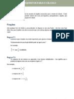 Calculo e Frações