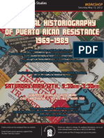 A Critical Historiography of Puerto Rican Resistance