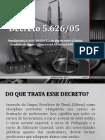 Decreto 5.626-05