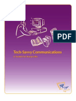 Communications Toolkit for Screen