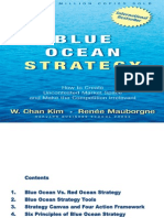 Blue Ocean Strategy PPT by a Div
