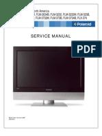 FLM Series 26-32-37 Service Manual 20070418