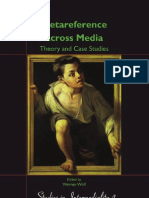 Wolf, Werner (SIM) Met a Reference Across Media Theory and Case Studies Dedicated to Walter Bernhart on the Occasion of His Retirement Studies in Intermediality