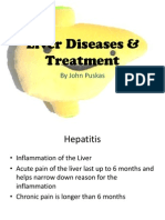 Liver Diseases & Treatment John Puskas
