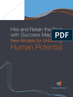 Hire and Retain the Best With Success Mapping - New Models for Unlocking Human Potential_US_FINAL