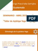 Astaunga Yoga