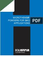 Microthene F for SMC BMC 9485