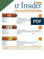 """Cigar Insider Reviews El Diario KB """"Kill Bill"""""""