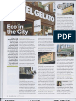 Eco in the City - Village Living Magazine