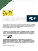 Beneficios Del Banano