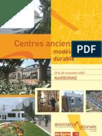 Centres Anciens