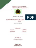 Quinta de Teoria Organizacional MODIFICADO