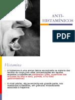 Aula 1-Antihistamínicos