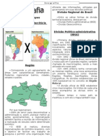 GEOGRAFIA_REGIONALIZAÇÃO_EXERCICIOS