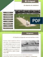 Presentación diapositivas El Criquet