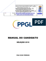 Manual Do Candidato 2010
