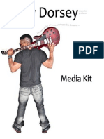 Billy Dorsey Media Kit