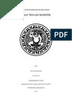 Politik Keuangan Dan Anggaran