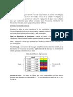 CLASE V. DATOS AGRUPADOS - DISTRIBUCIÓN DE FRECUENCIAS