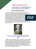 Trabalho de Sociologia Jean Jacques Rousseau