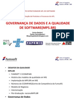 01 - Governança de Dados e a Qualidade de Software MPS.BR