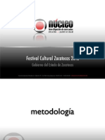 Festival Cultural Zacatecas 2012