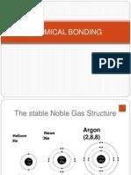 Chemical Bonding Ppt