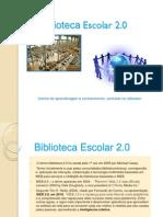 Apresentação Biblioteca 2.0