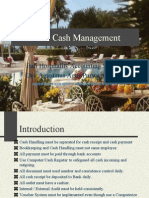 Hotel Cash Management