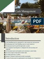 Hotel Cash Management