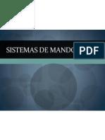 SISTEMAS DE MANDO